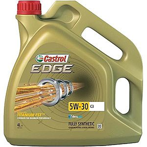 Ulei motor CASTROL EDGE 5W-30 C3 4L imagine
