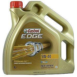 Ulei motor CASTROL EDGE 5W40 4L imagine