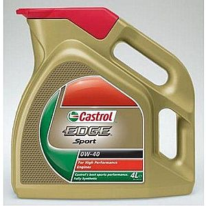 Ulei motor CASTROL EDGE 0W-40 4L imagine