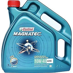 Ulei motor CASTROL MAGNATEC A3/B4 10W-40 4L imagine