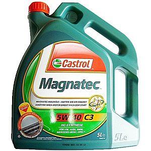 Ulei motor CASTROL MAGNATEC C3 5W-40 5L imagine