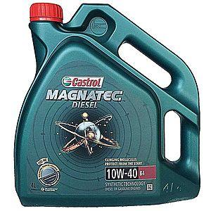 Ulei motor CASTROL MAGNATEC DIESEL 10W-40 B4 4L imagine