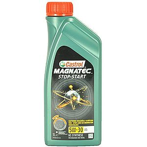 Ulei motor CASTROL MAGNATEC STOP-START 5W30 A5 1L imagine