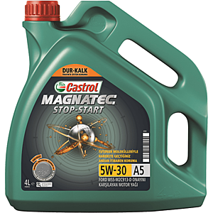Ulei motor CASTROL MAGNATEC STOP-START 5W30 A5 4L imagine