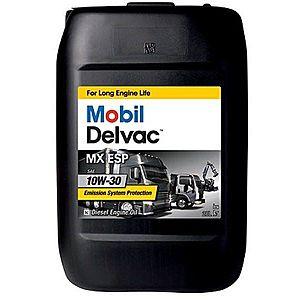 Ulei motor MOBIL DELVAC MX ESP 10W30 PAIL 20L imagine