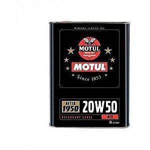 Ulei motor MOTUL 20W-50 2L imagine