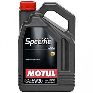 Ulei motor MOTUL SPECIFIC 229.52 5W30 5L imagine
