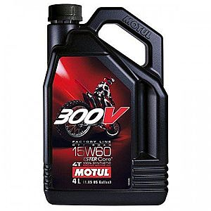 Ulei motor MOTUL 300V OFF ROAD 15W60 4L imagine