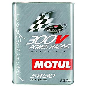 Ulei motor MOTUL 300V POWER RACING 5W-30 2L imagine
