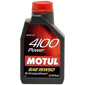 Ulei motor MOTUL 4100 POWER 15W-50 1L imagine