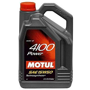 Ulei motor MOTUL 4100 POWER 15W-50 4L imagine