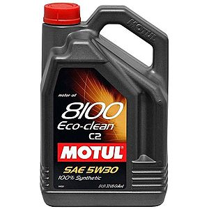 Ulei motor MOTUL 8100 ECO-CLEAN 5W-30 5L imagine