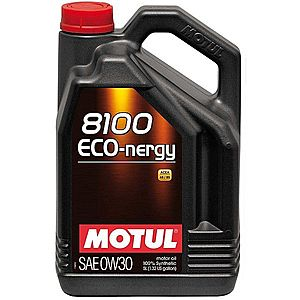 Ulei motor MOTUL 8100 ECO-NERGY 0W30 5L imagine