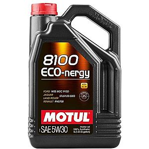 Ulei motor MOTUL 8100 ECO-NERGY 5W30 5L imagine