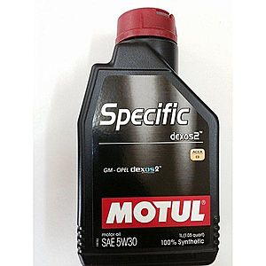 Ulei motor MOTUL SPECIFIC DEXOS2, 5W-30 1L imagine