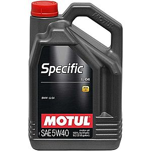 Ulei motor MOTUL SPECIFIC LL-04 5W40 5L imagine