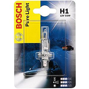 Bec auto Bosch H1 12V 55W, blister imagine