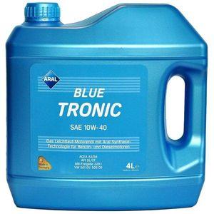 Ulei motor ARAL BLUE TRONIC 10W-40 4L imagine