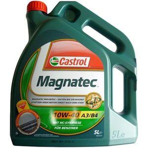 Ulei motor CASTROL MAGNATEC A3/B4 10W-40 5L imagine