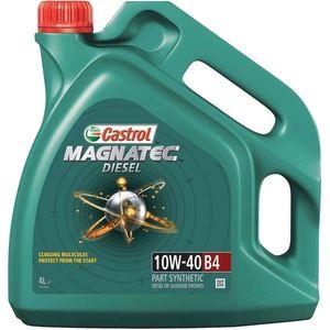 Ulei motor CASTROL MAGNATEC DIESEL 10W-40 B4 5L imagine